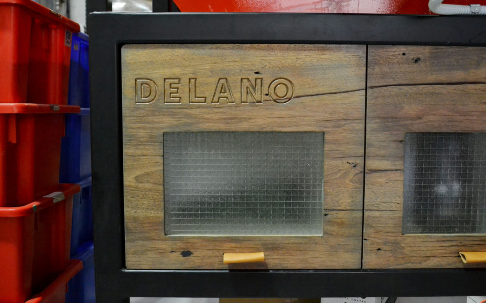 delanos cabinetry feature